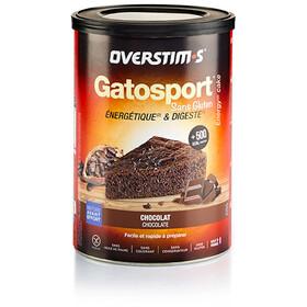OVERSTIM.s Gatosport Gluten Free Cakebereiding 400g, Chocolate